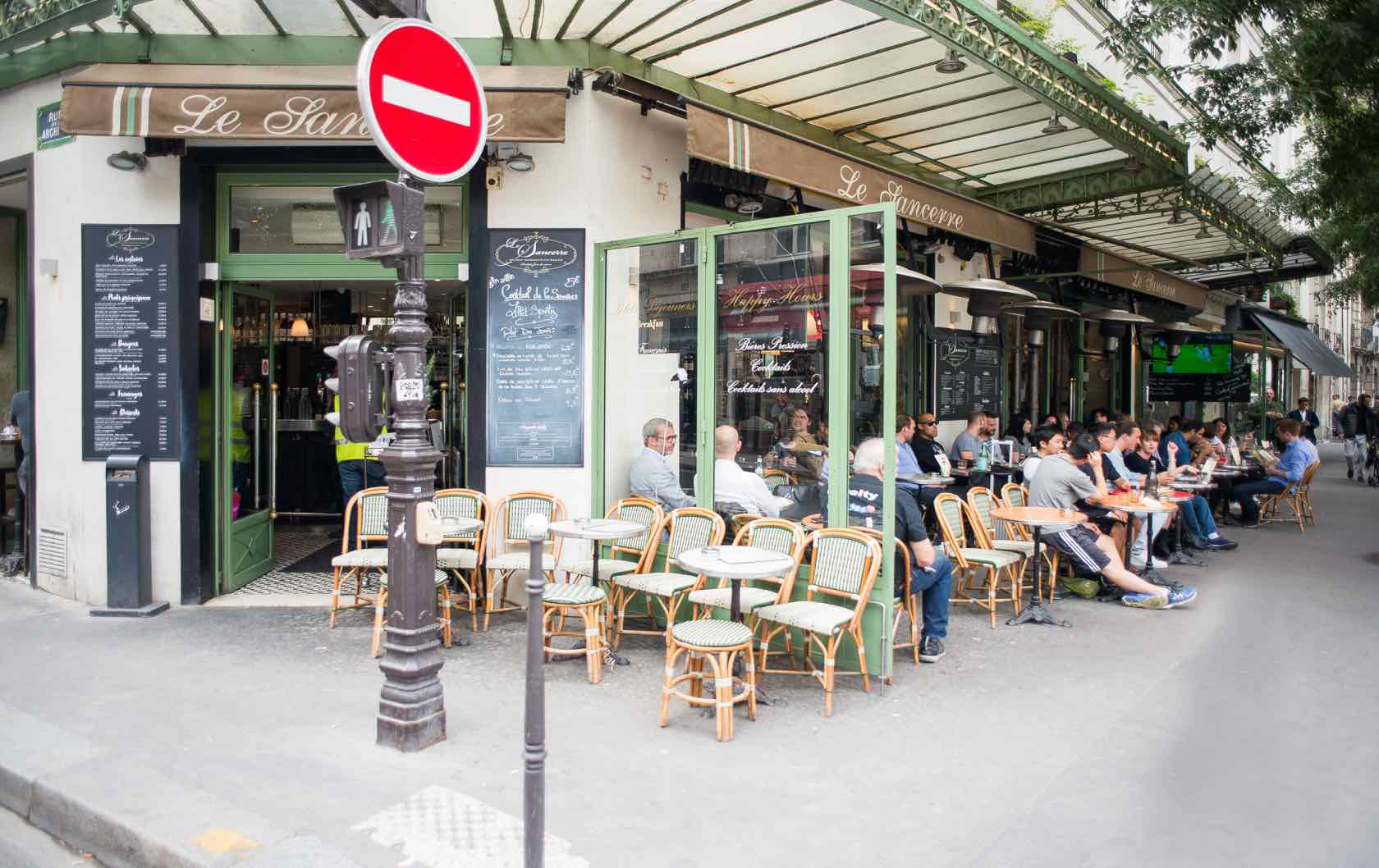 Everything You Want To Know About the Cafe Terraces in Paris by Paris Perfect