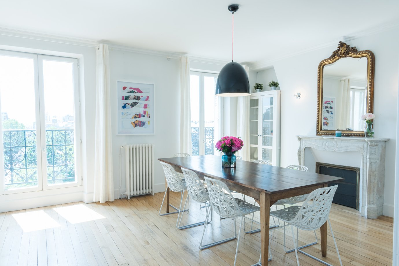 Mondeuse- 6 Perfect Paris Apartment Rentals for Your Family Vacation by Paris Perfect