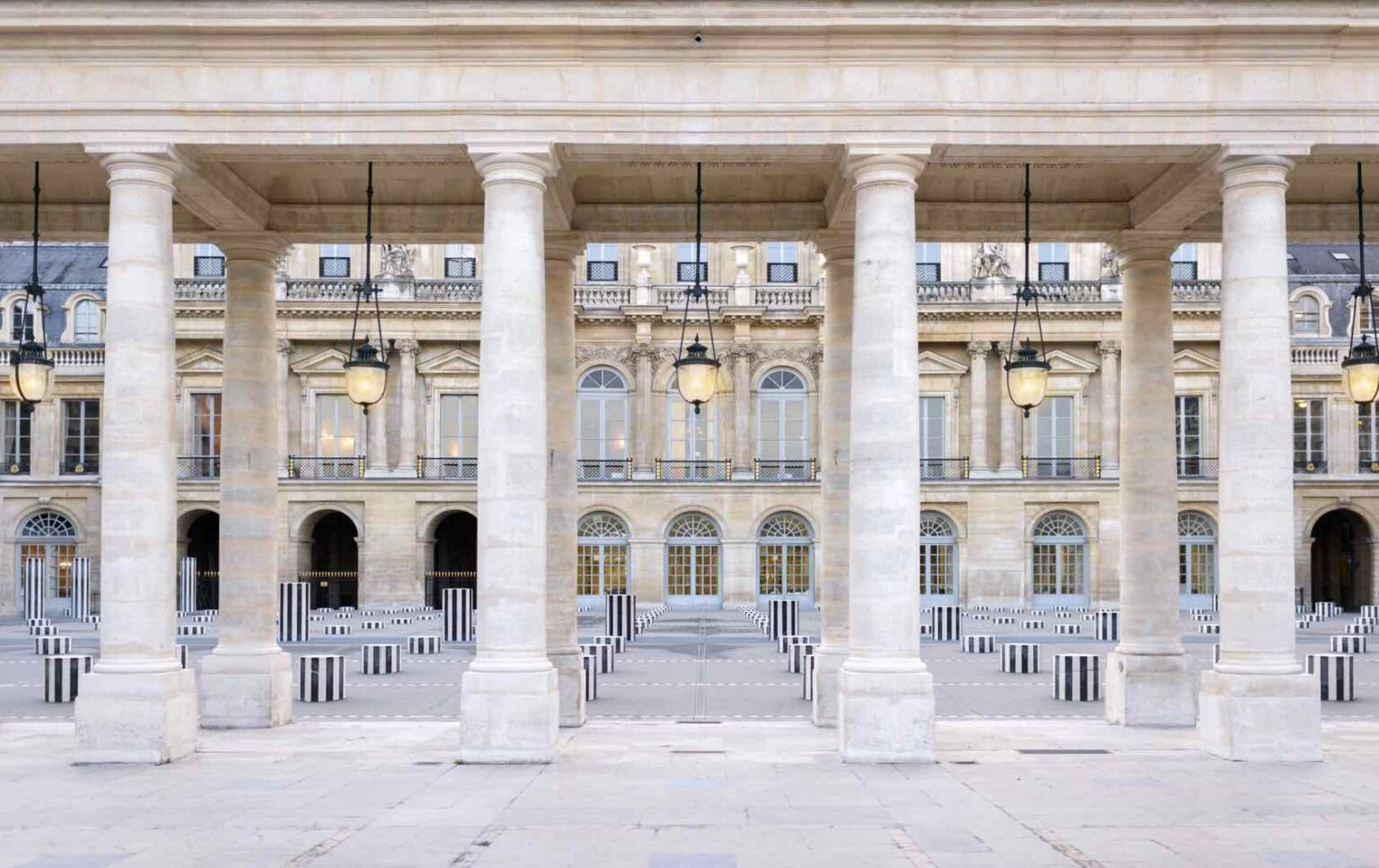 Palais-Royal Paris Perfect