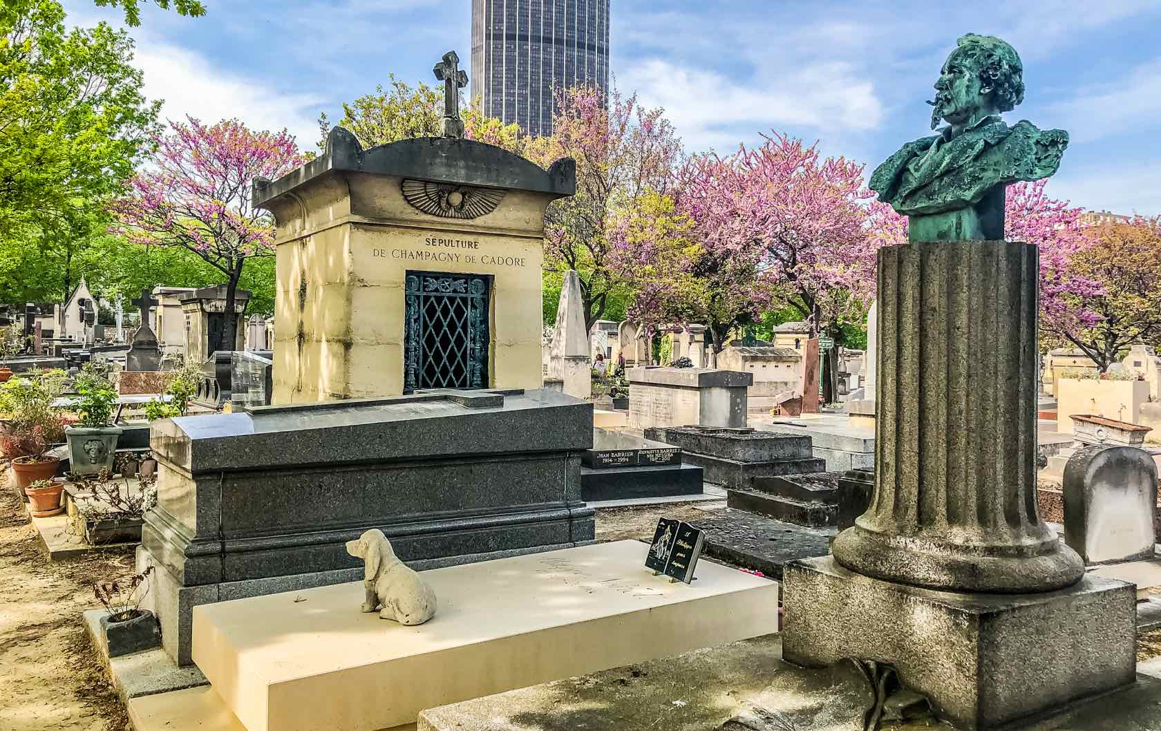 The Perfect Montparnasse Guide: A Value on the Left Bank of Paris Montparnasse Cemetery