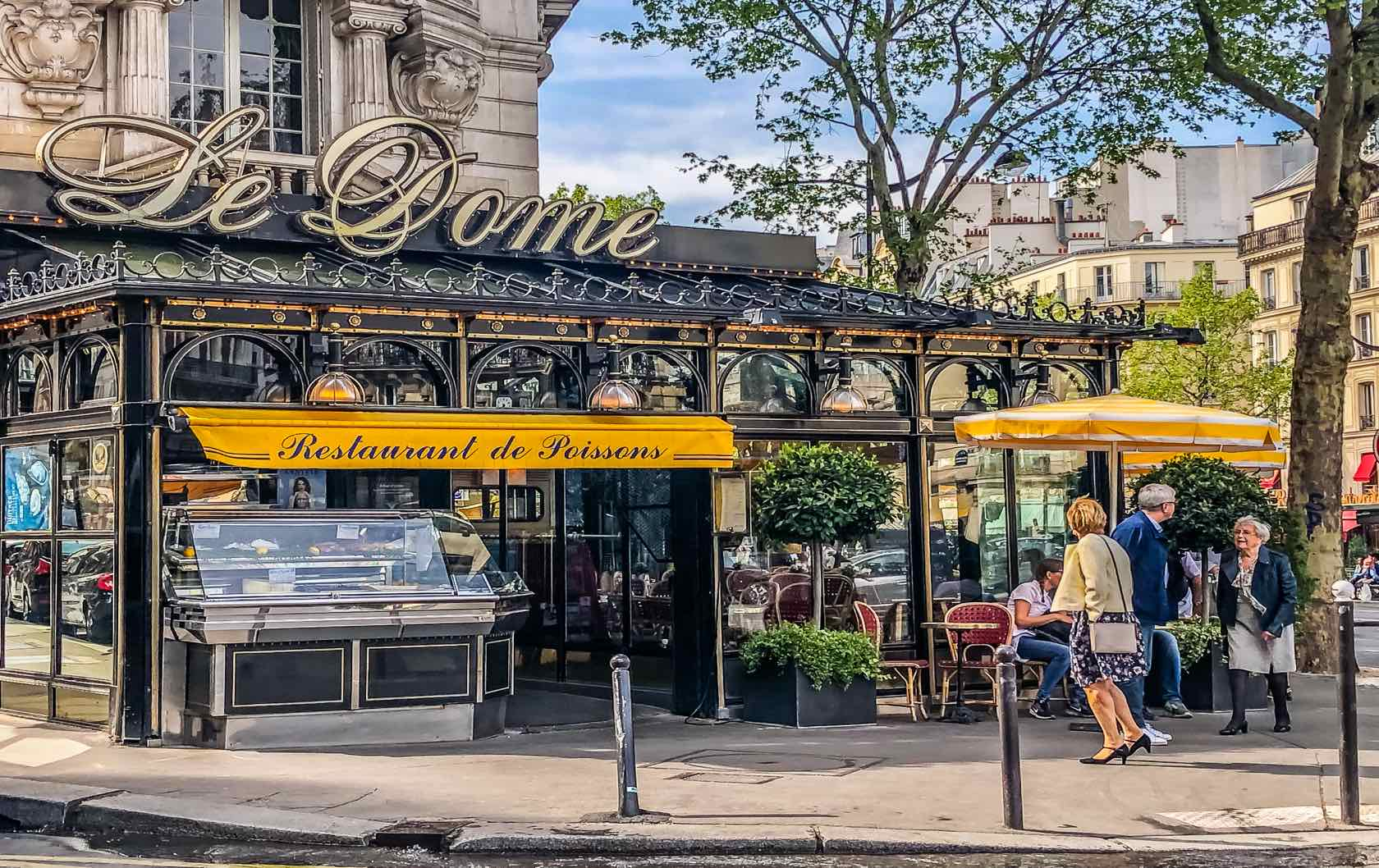 The Perfect Montparnasse Guide: A Value on the Left Bank of Paris Le Dome