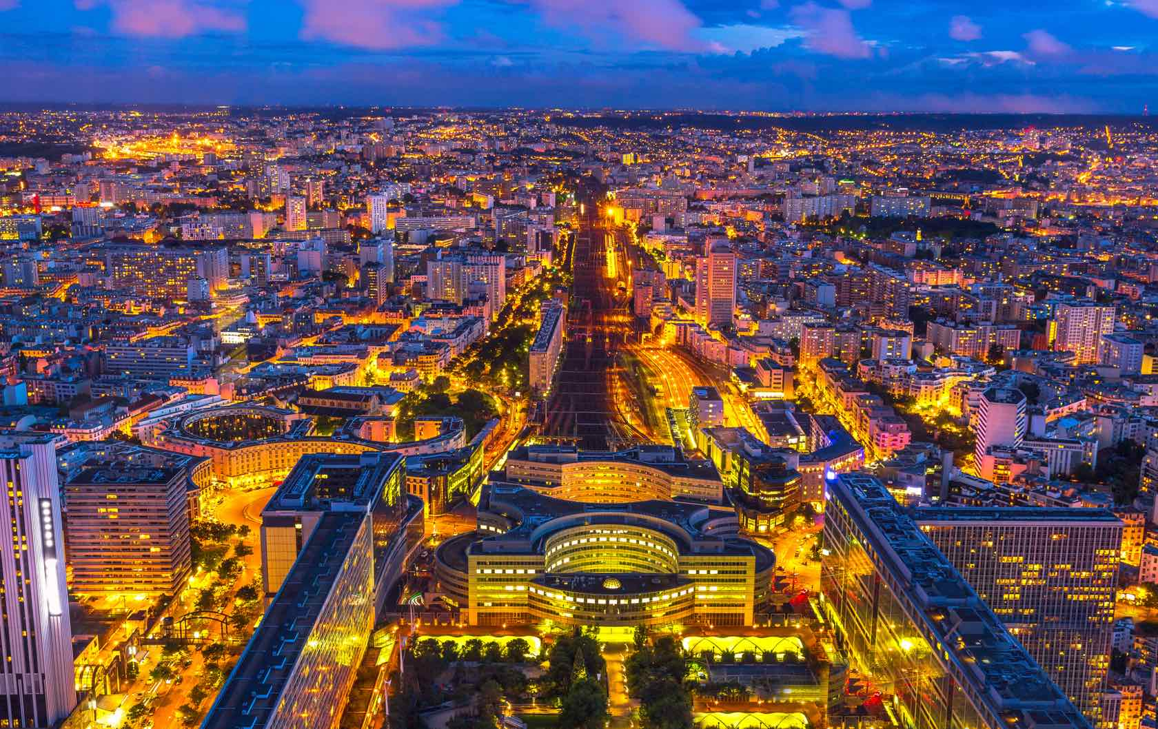 The Perfect Montparnasse Guide: A Value on the Left Bank of Paris View from Montparnasse Tower