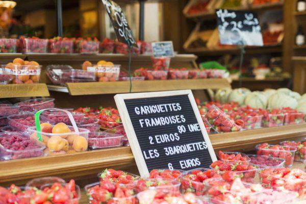 Rue Cler Food Market