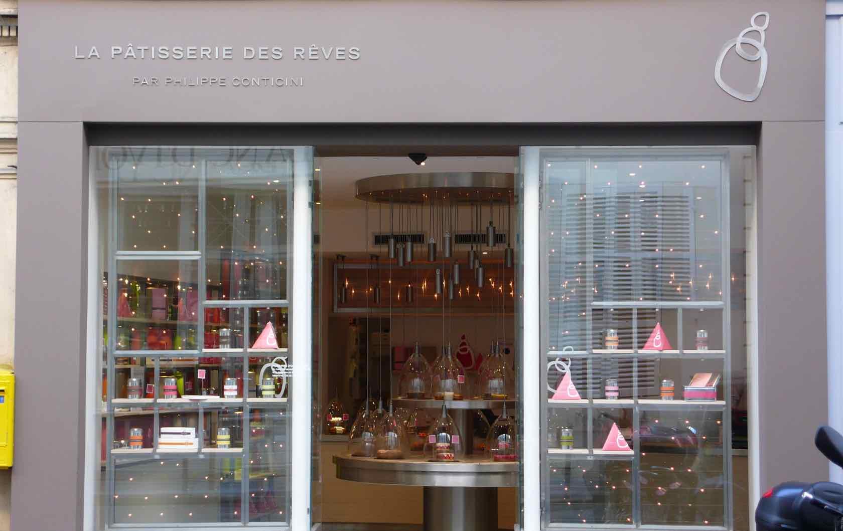 Rue du Bac pastry shop