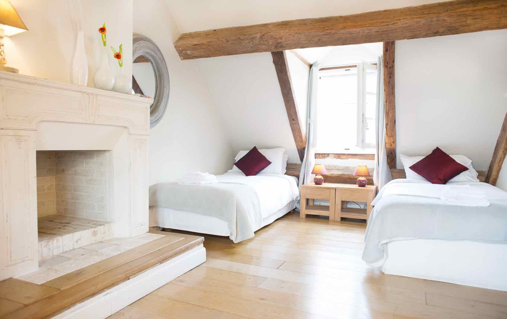 Brittany Apartment Paris