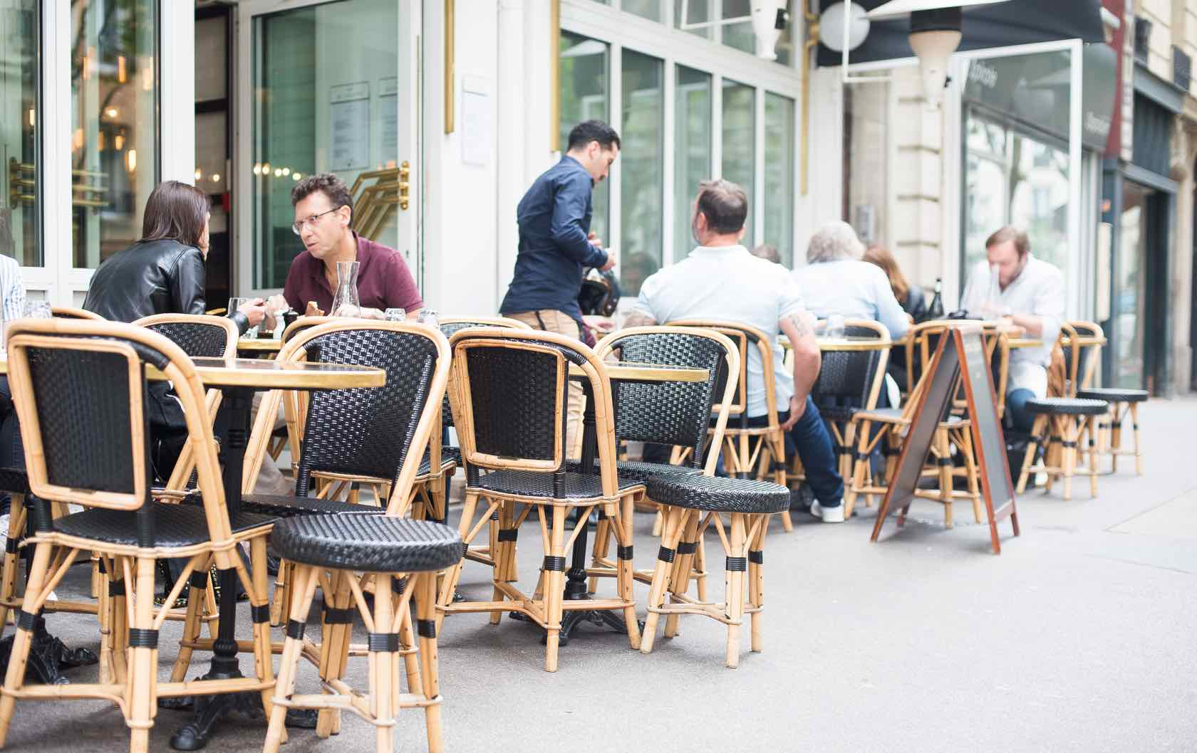 Paris Tips Cafe Marais