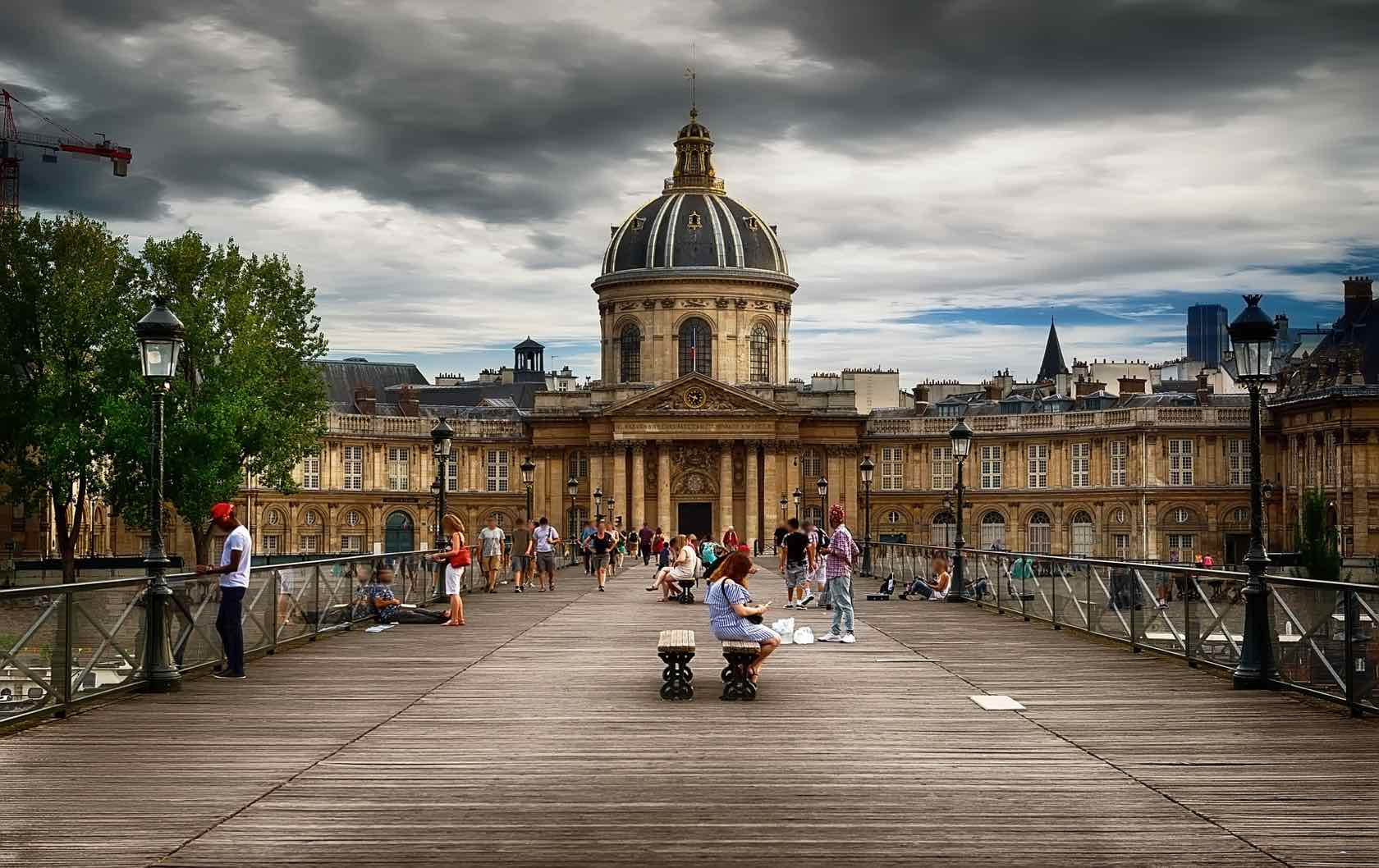Paris Tips Pont des Arts