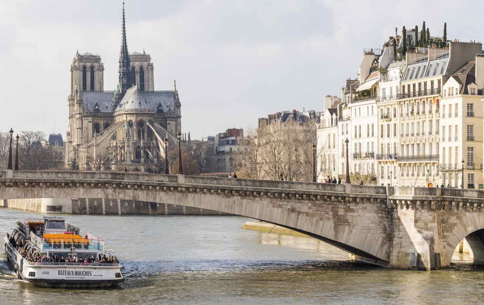Beautiful Bridges Paris Pont de la Tournelle
