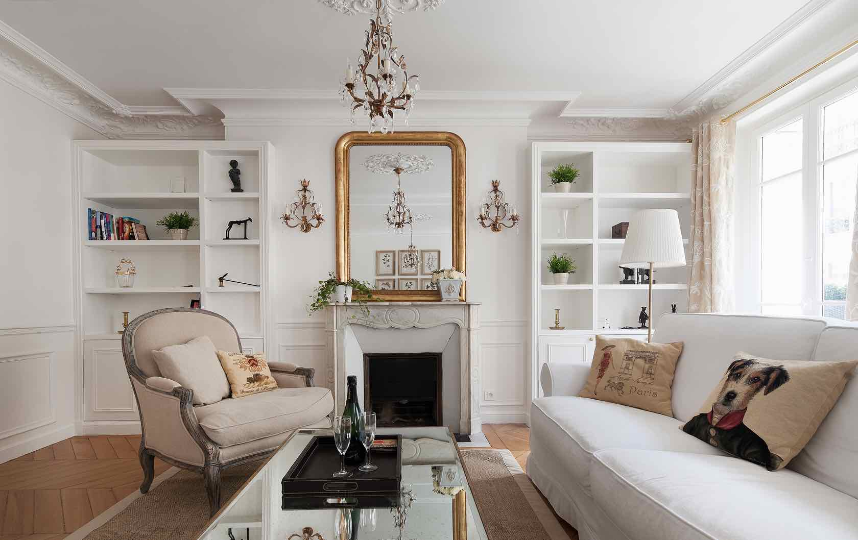 Paris Perfect apartment rental