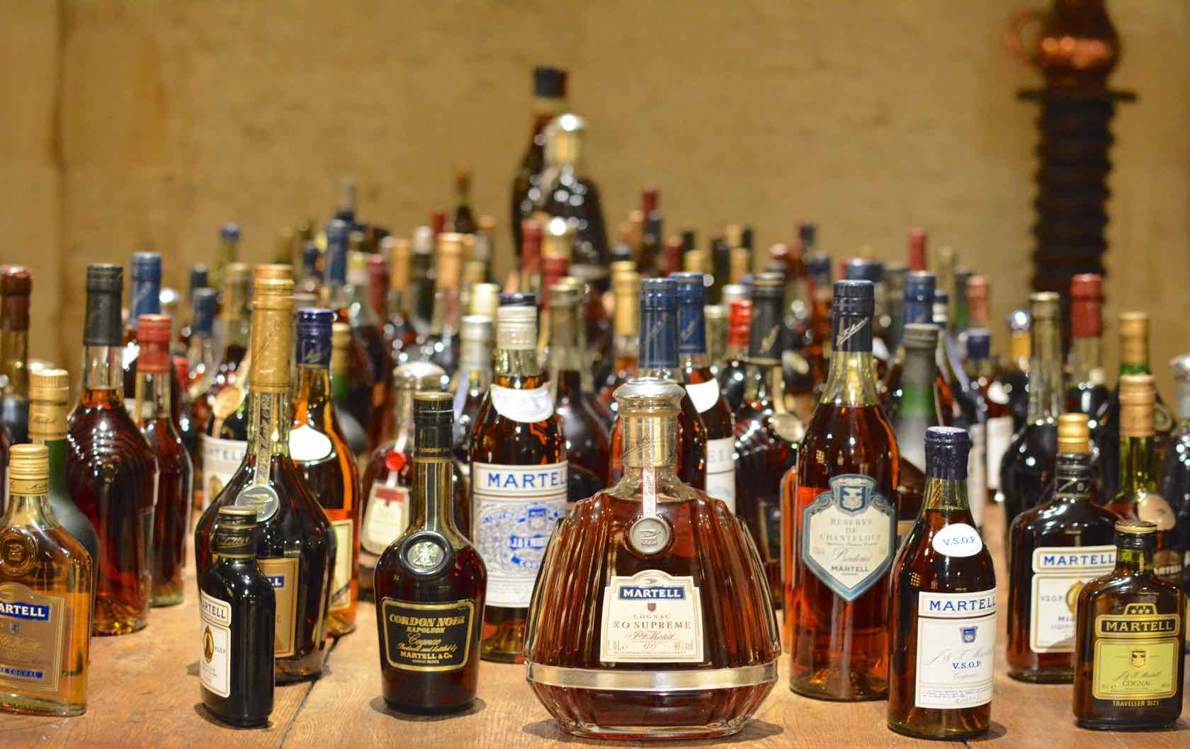 Cognac French spirits