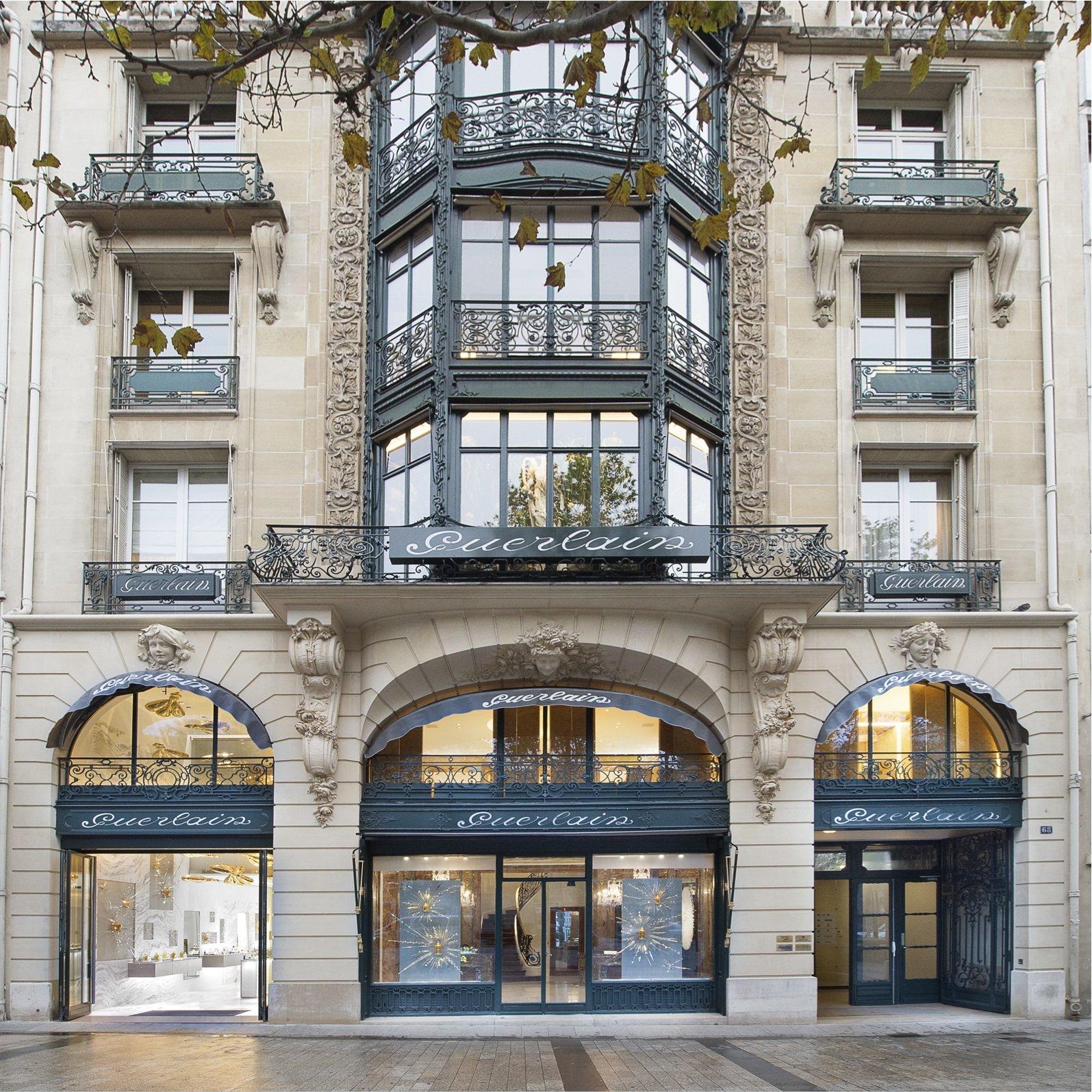 L'Institut Guerlain spa in Paris