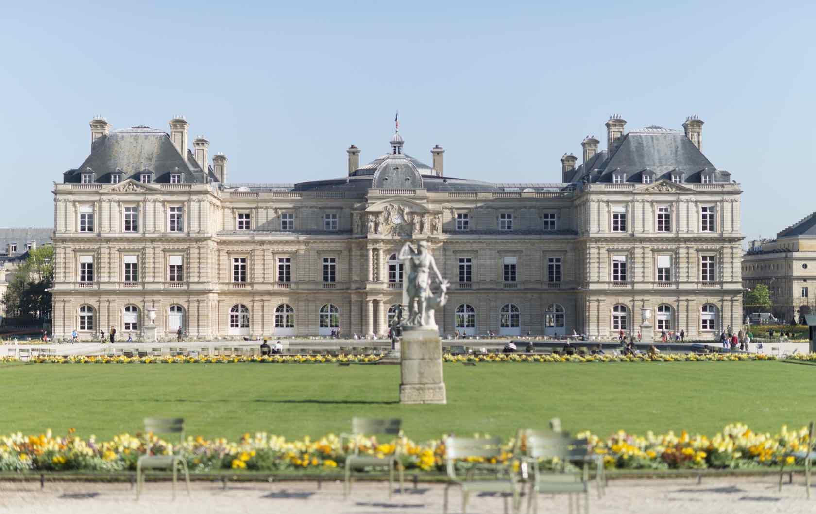 Summer Walks in Paris Luxembourg Gardens