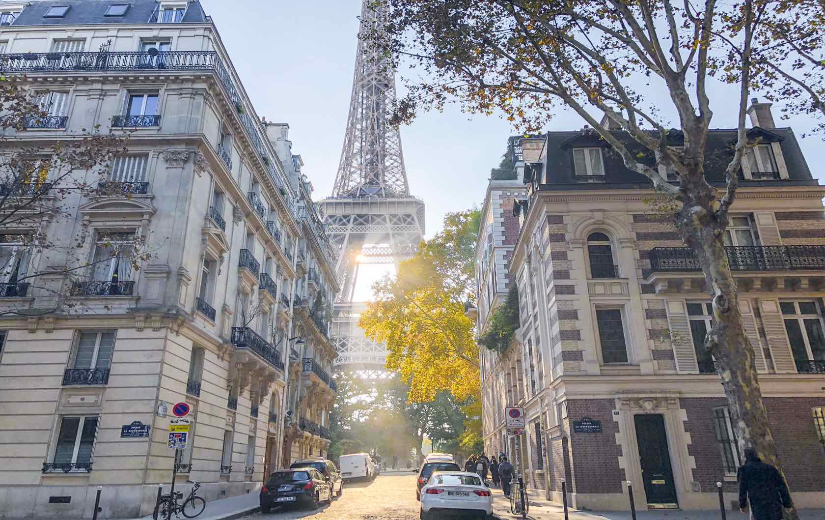 Eiffel Tower Insta-Famous Spots in Paris by Paris Perfect