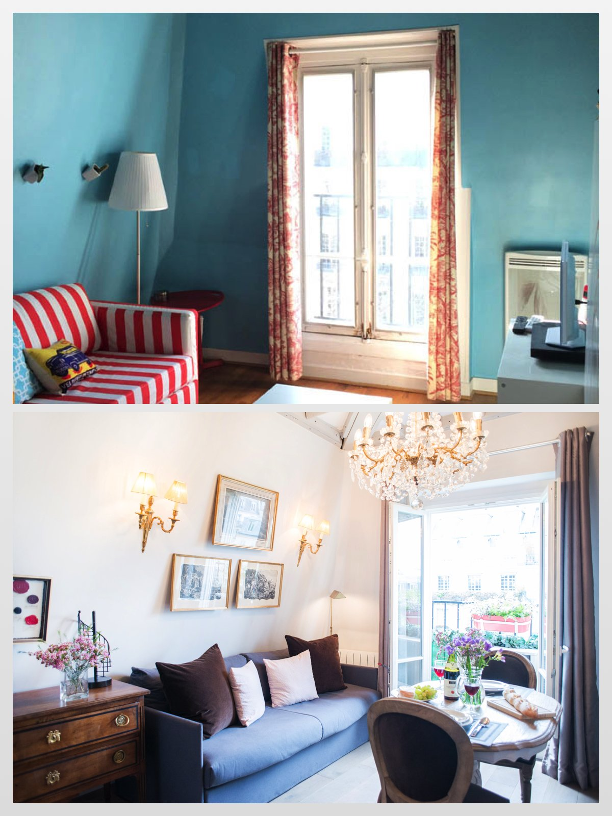 Renovating a Paris Apartment by Paris Perfect