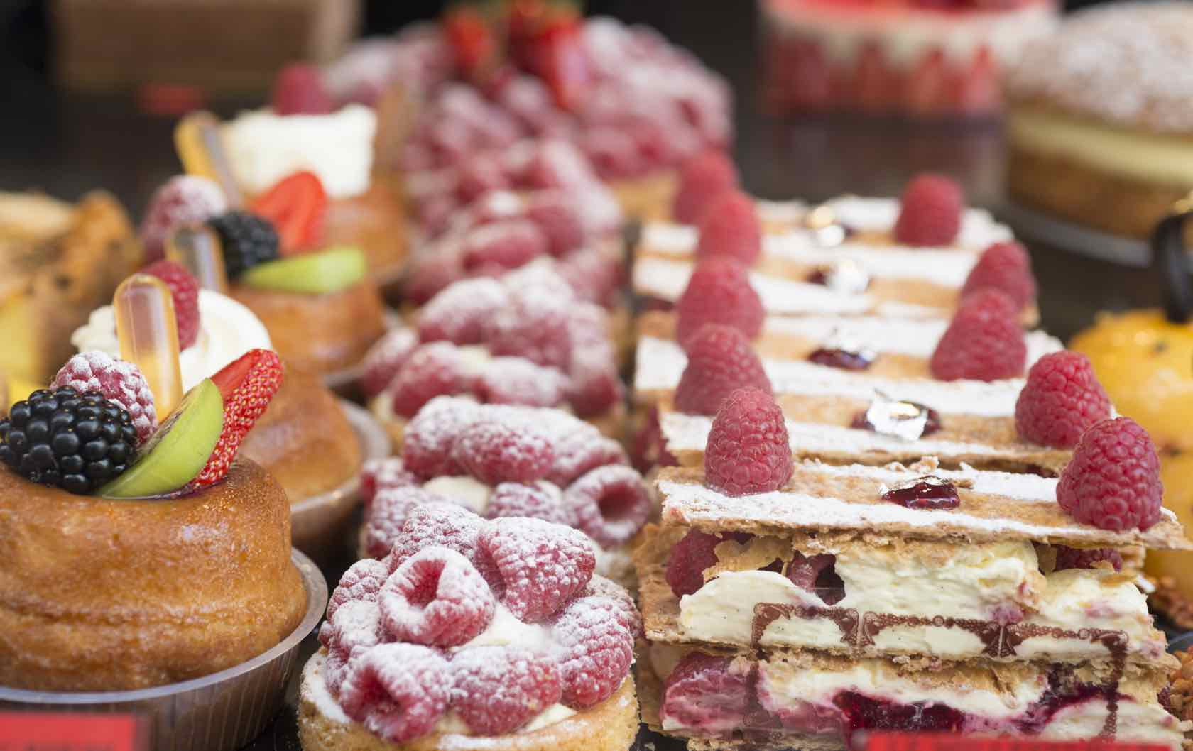 French Desserts to Eat in Paris Pastries