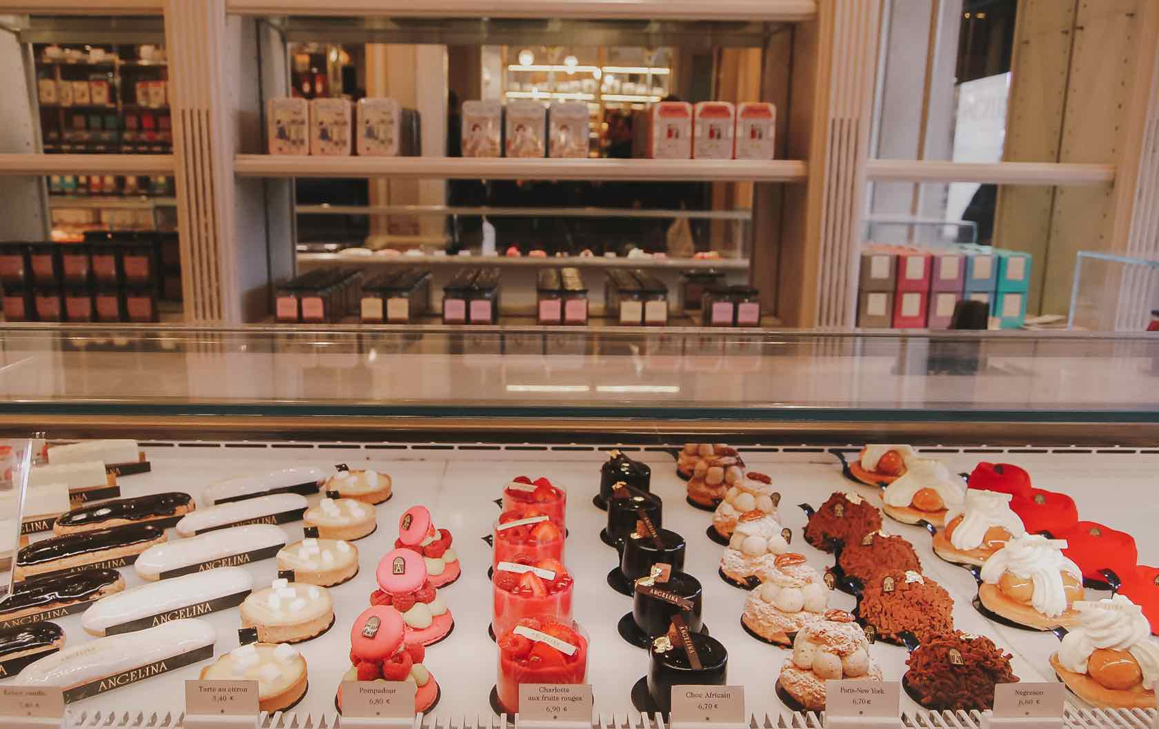 French desserts to eat in Paris