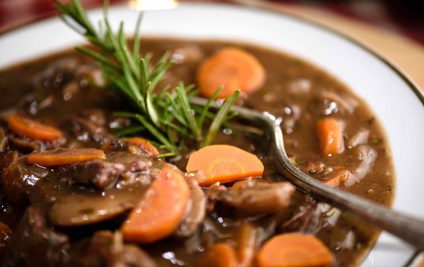 Classic Savory French Dishes Bœuf Bourguignon