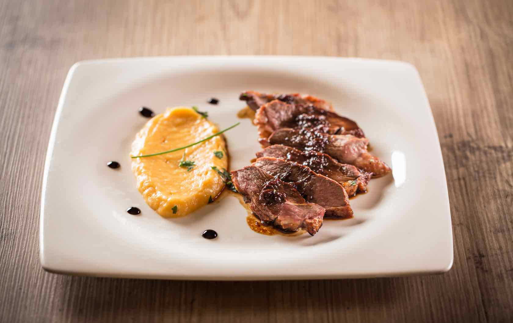 Classic Savory French Dishes Magret de Canard