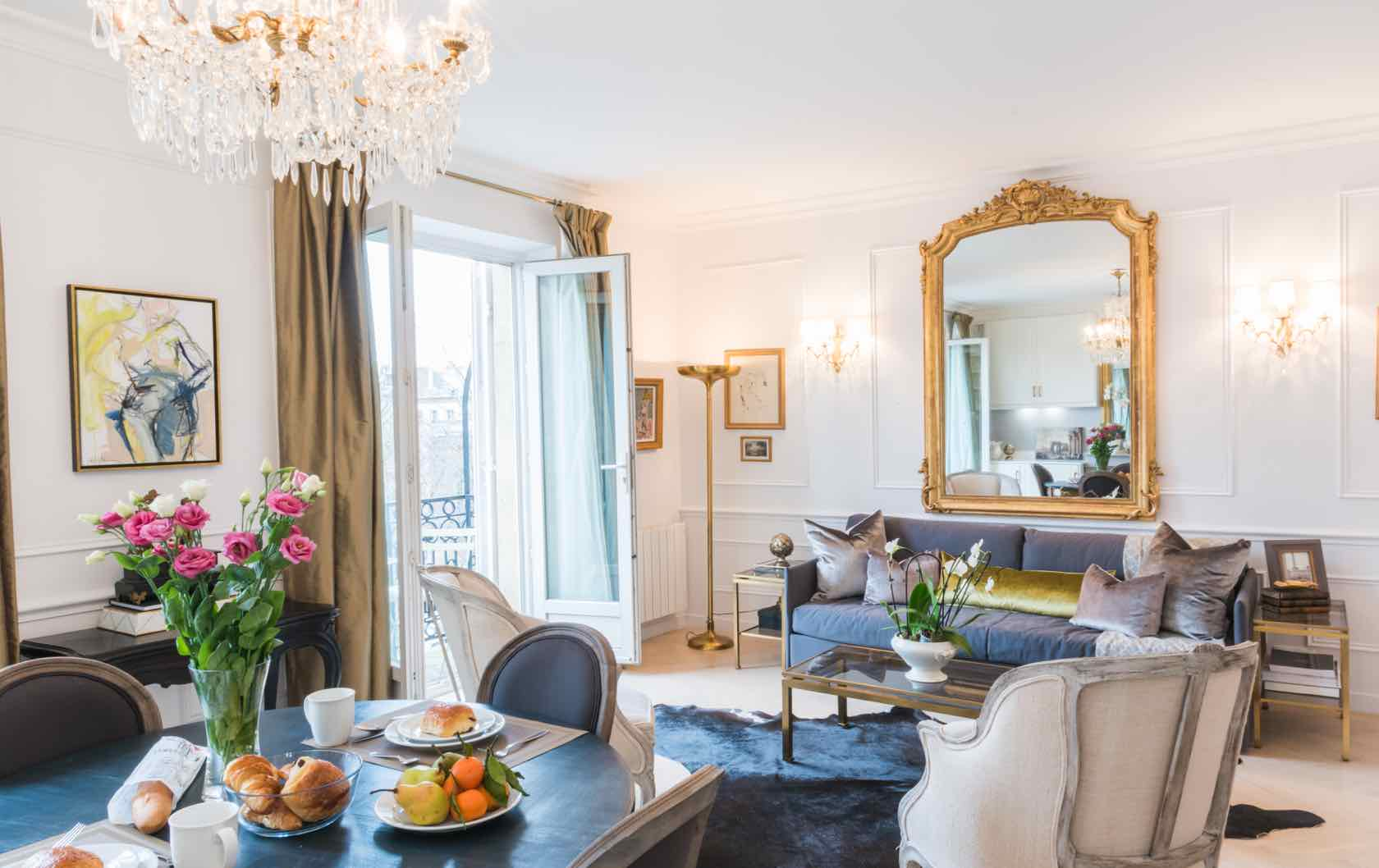 buy and renovate an apartment in Paris Fractional