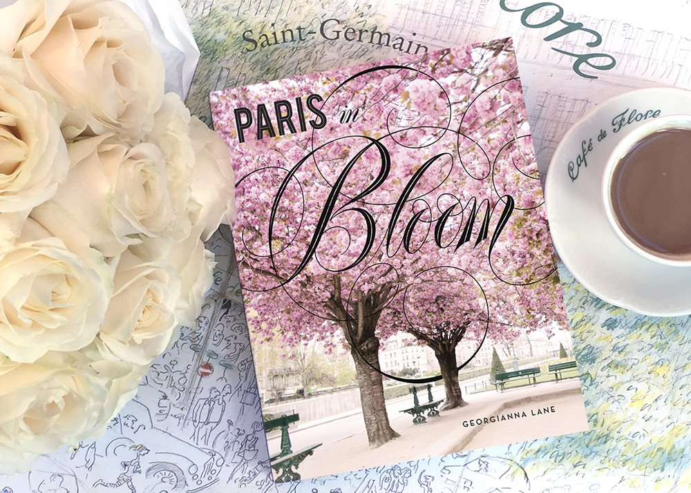 Francophile Gifts Paris in Bloom book