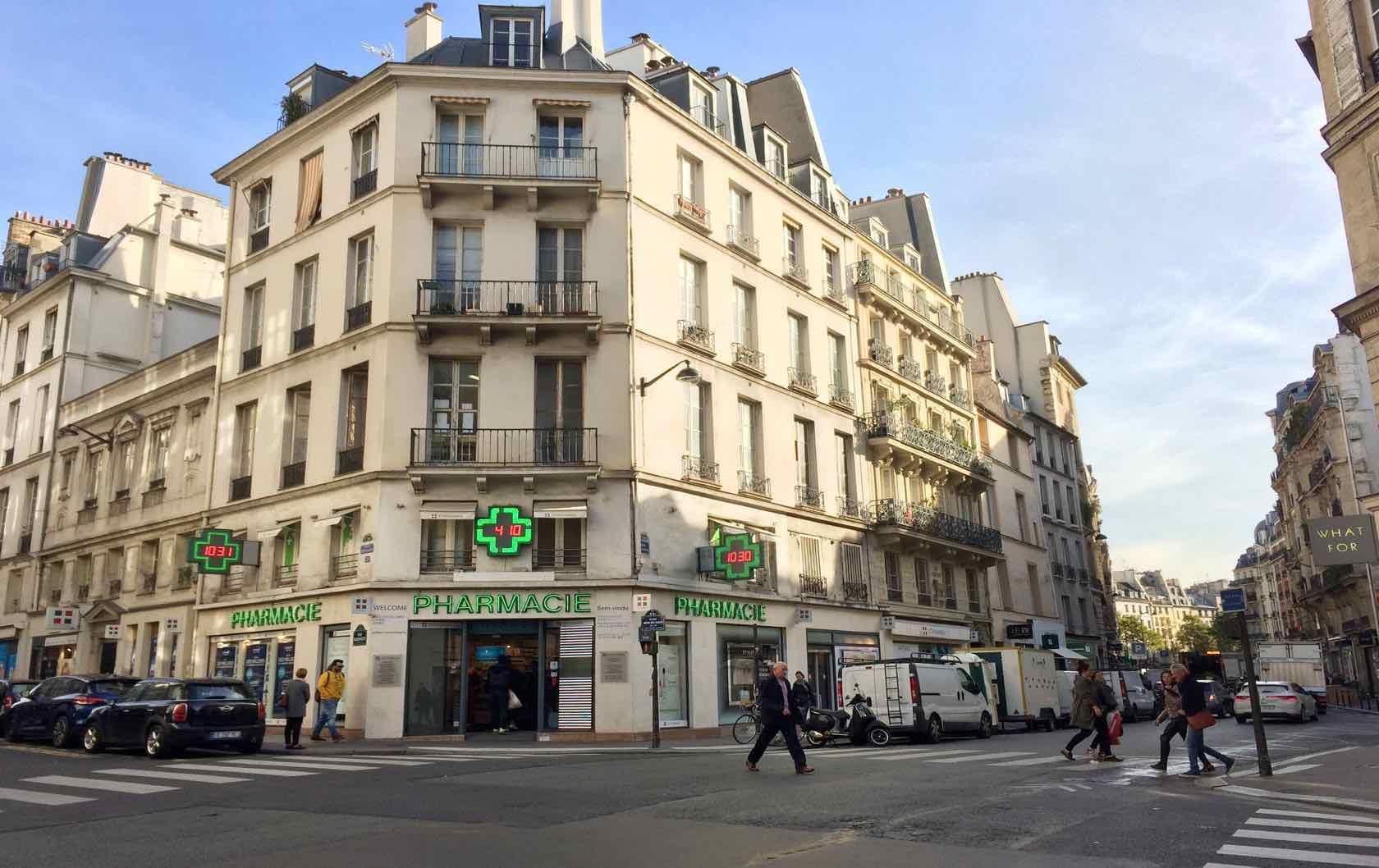 Francophile Gifts Citypharma