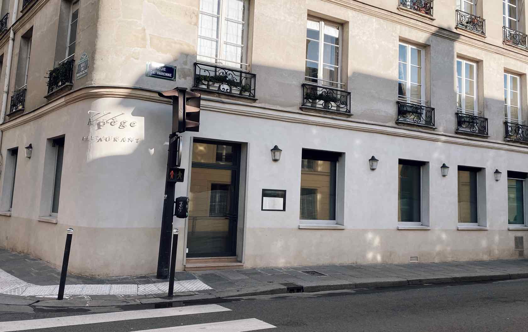 fine-dining restaurants in the 7th arrondissement Paris