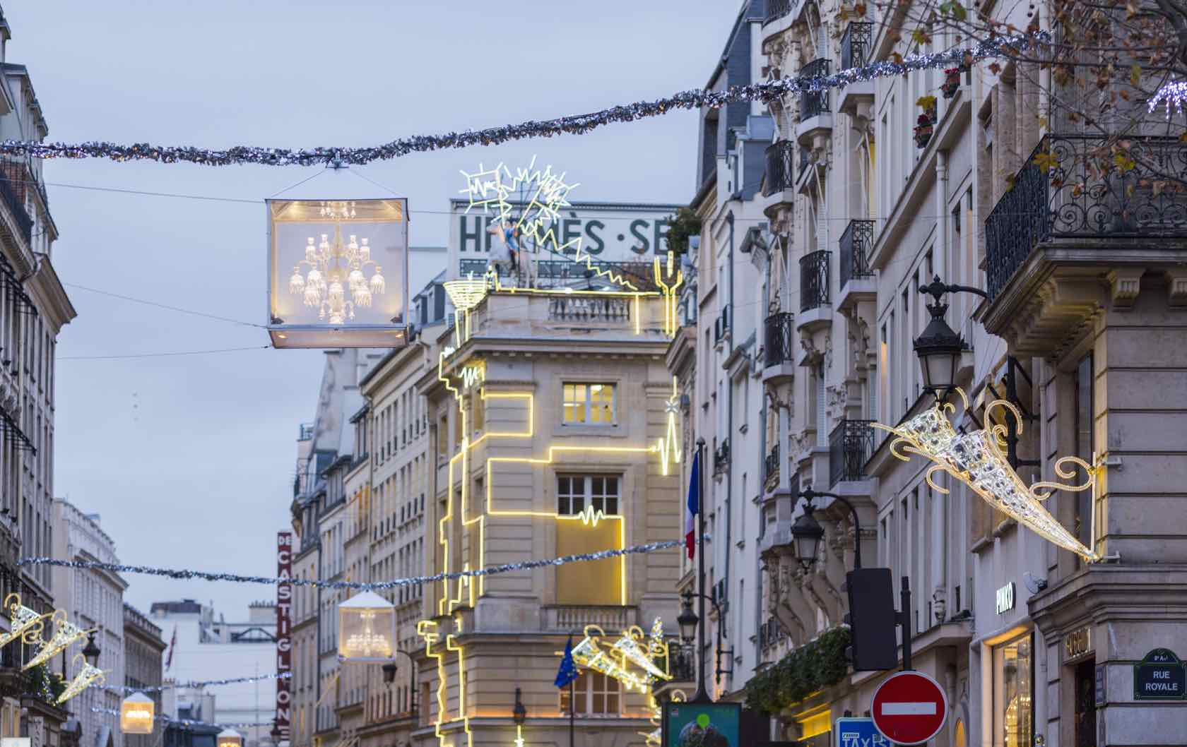 A Guide to Christmas in Paris Christmas Lights
