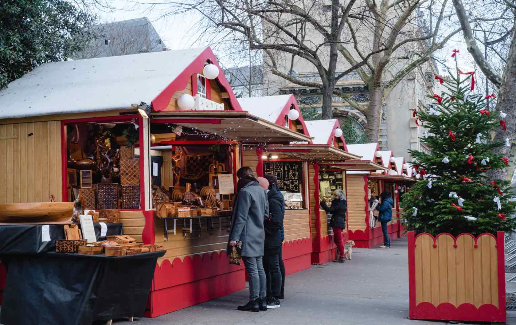 A Guide to Christmas in Paris Christmas Markets