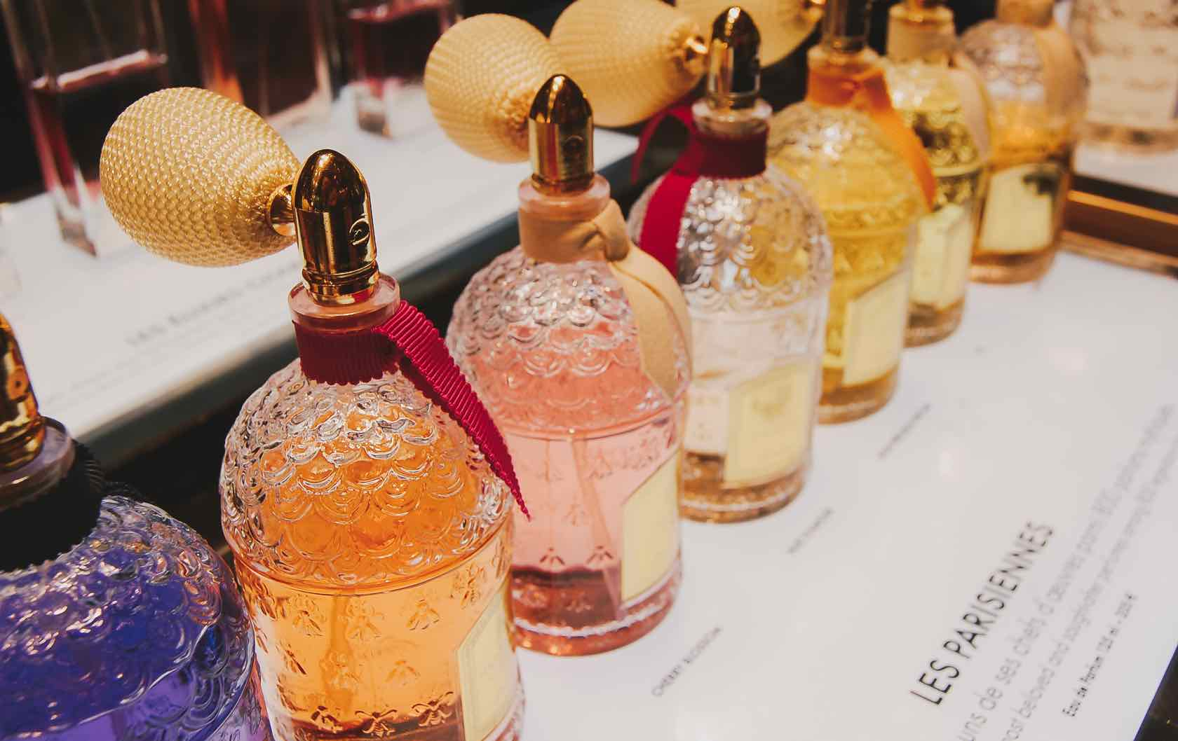 Bespoke Perfumes in Paris