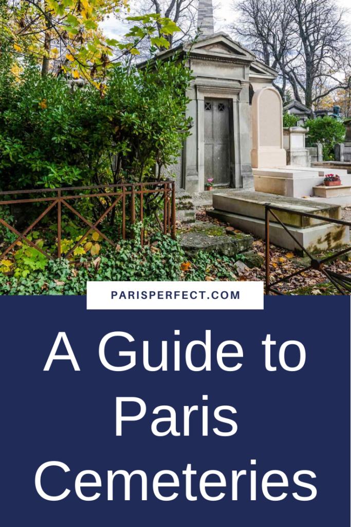 Pinterest A Guide to Paris Cemeteries