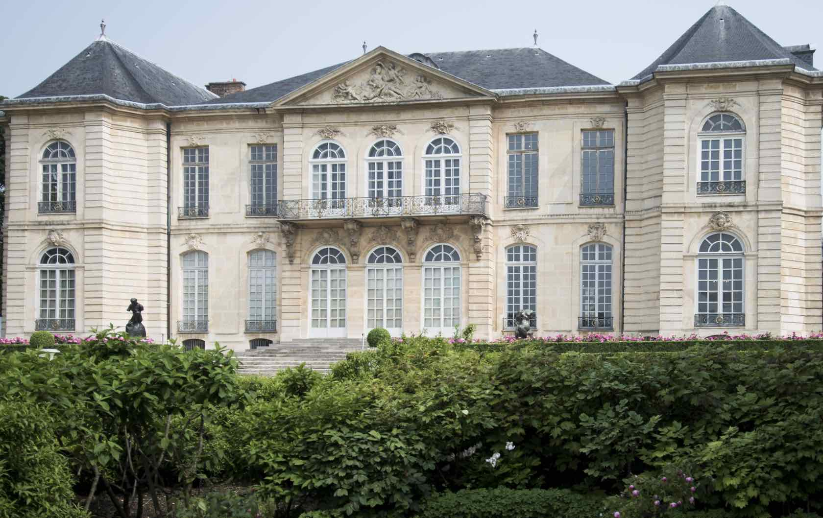 Rodin Museum Visit France in 2020