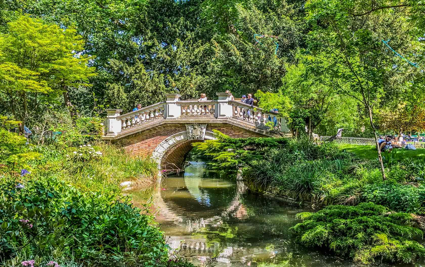 Offbeat Things to See in Paris Parc Monceau