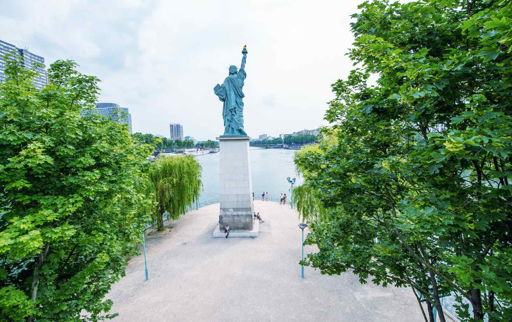 Offbeat Things to See in Paris Statue of Liberty