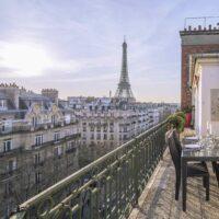 Paris apartment remodel