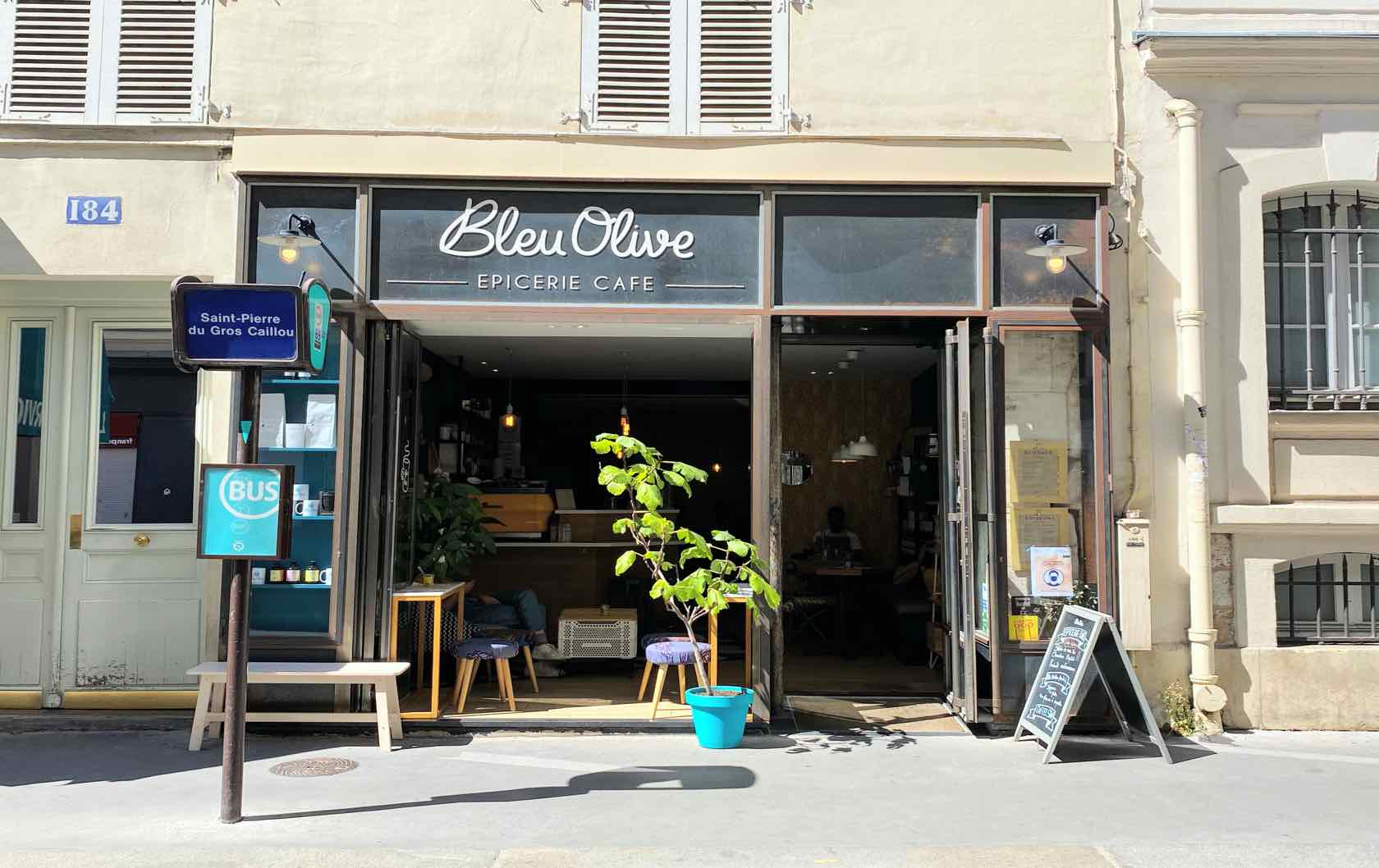 The 7 Best coffee Cafés in the 7th Arrondissement of Paris Bleu Olive