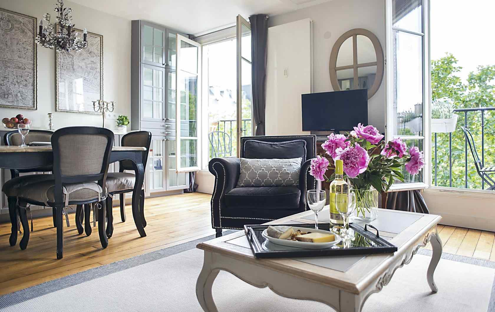 Bergerac Apartment 7th Paris Perfect