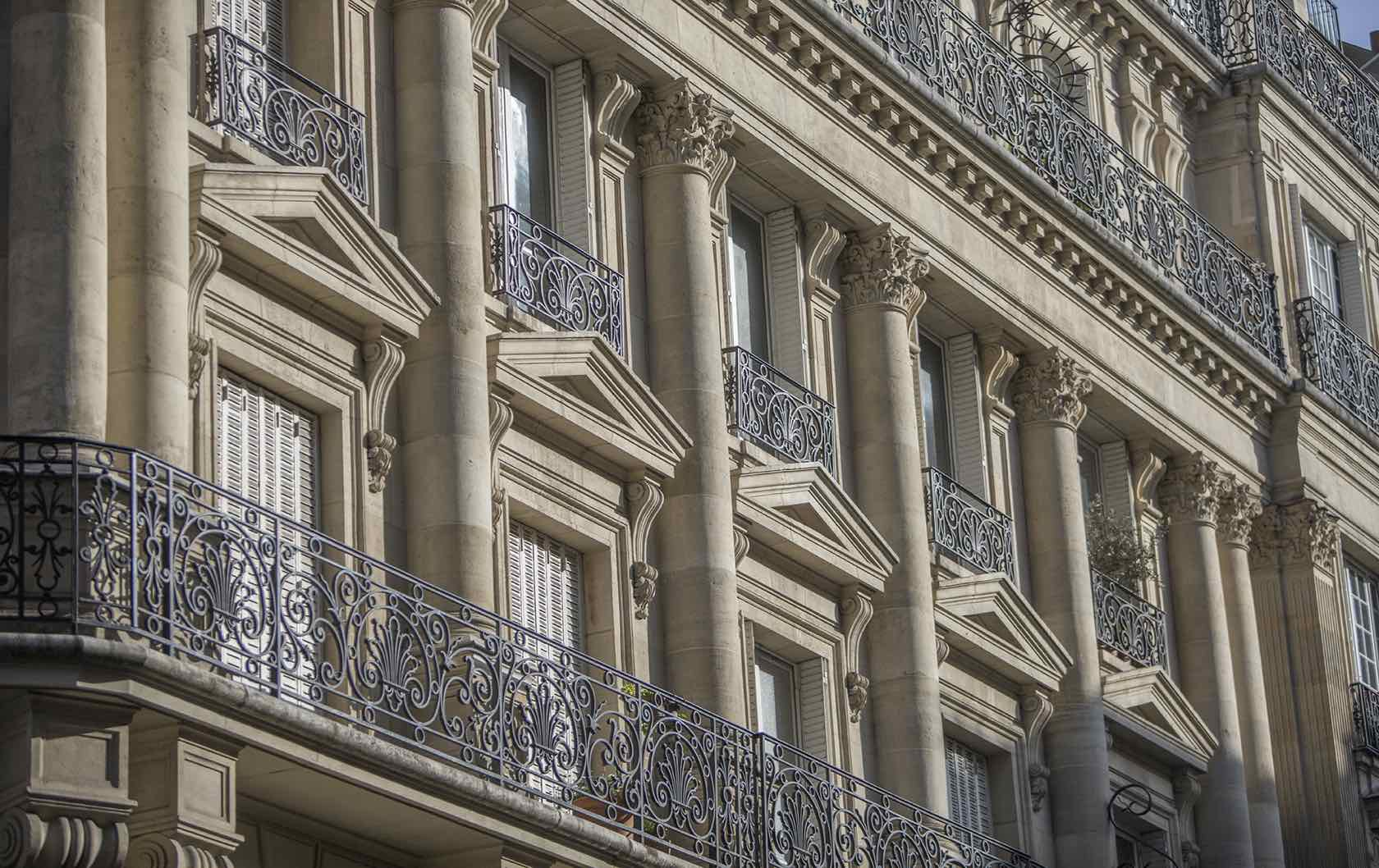 Paris real estate 2020