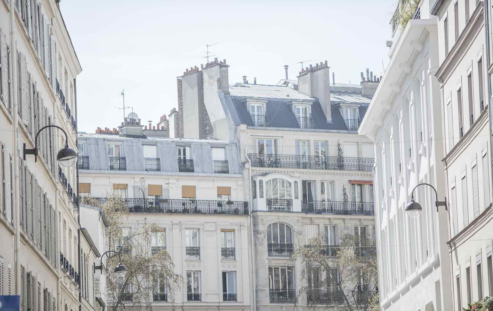 Paris real estate