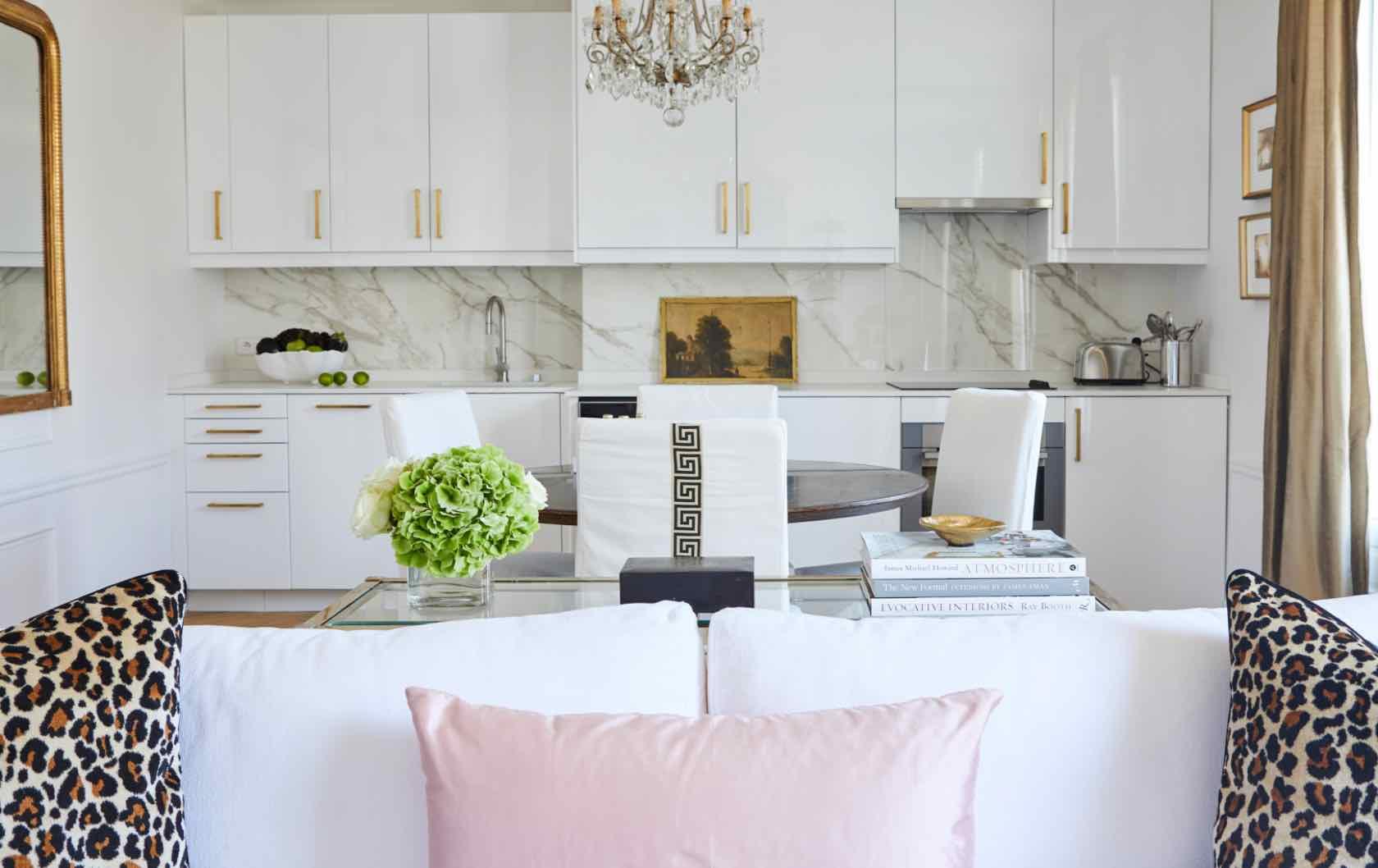 Conti apartment kitchen