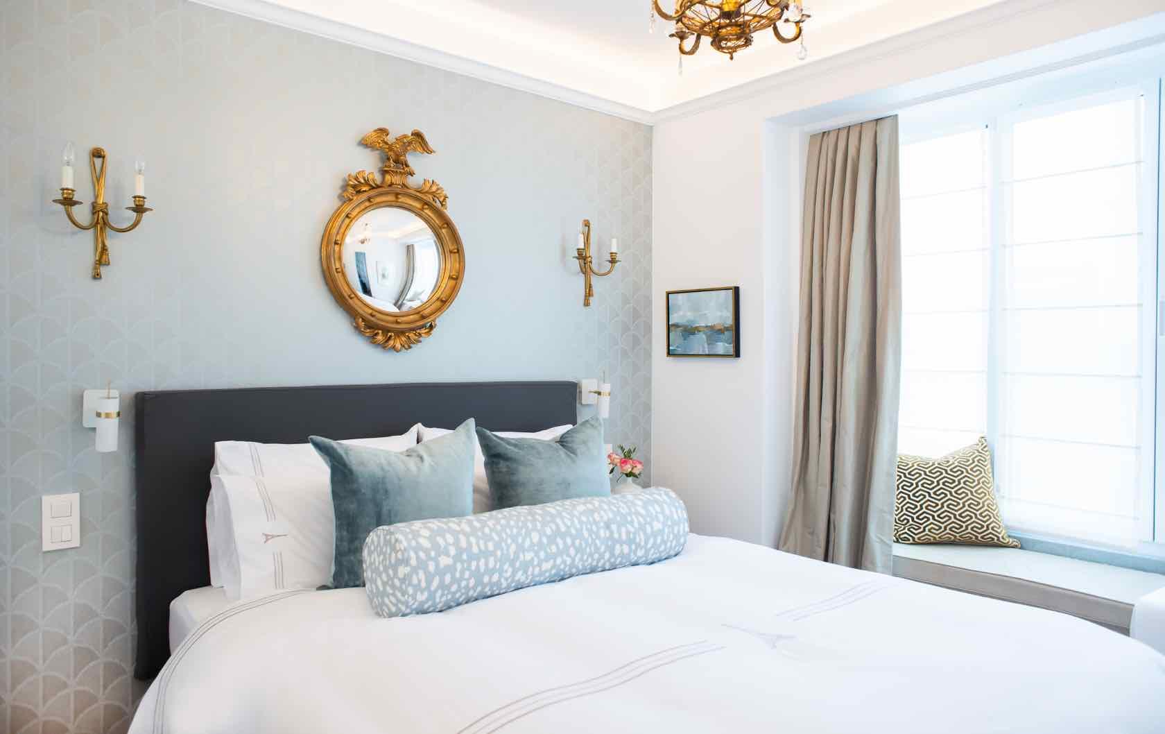 Vivant fractional bedroom Paris