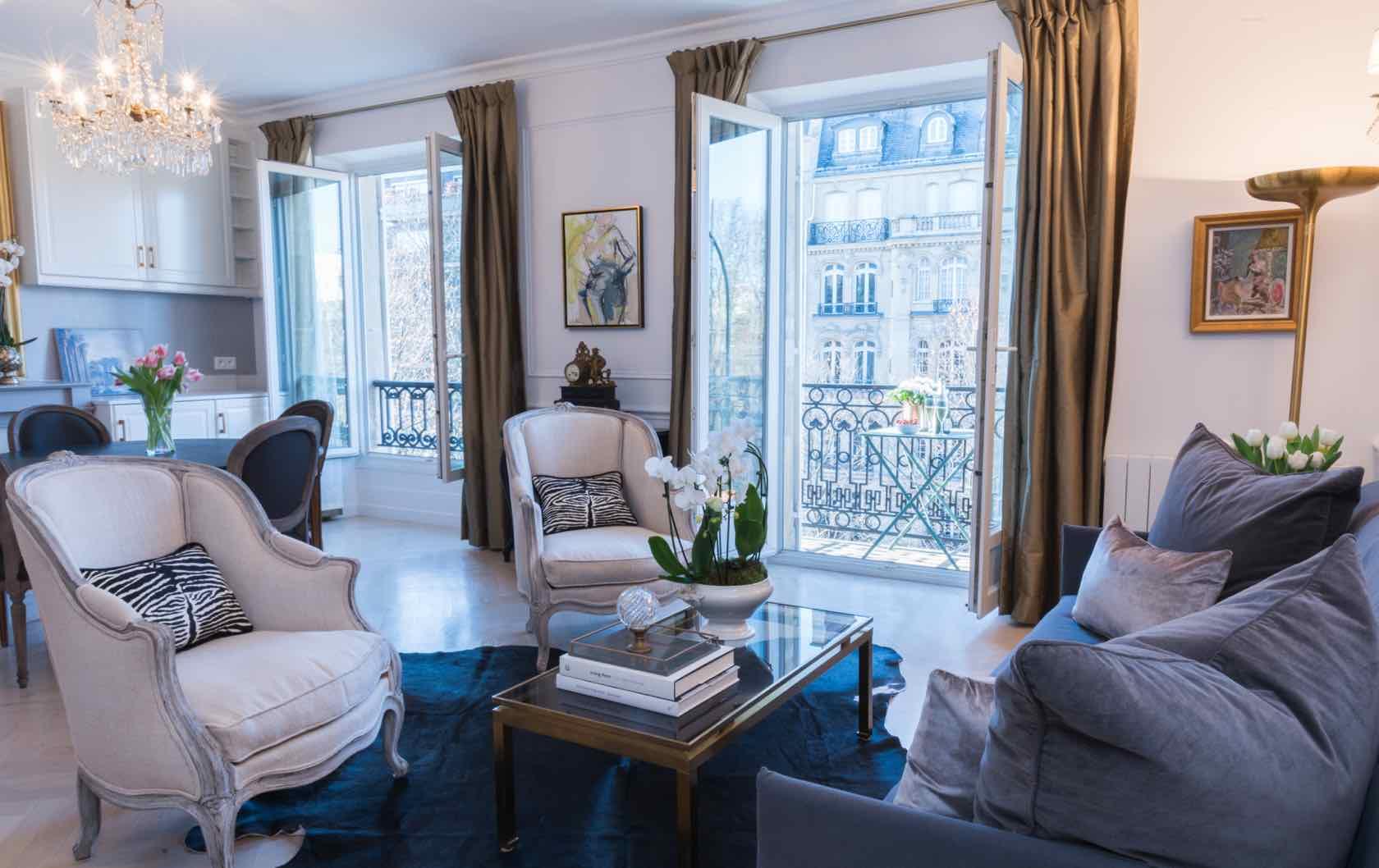Cairanne fractional apartment paris