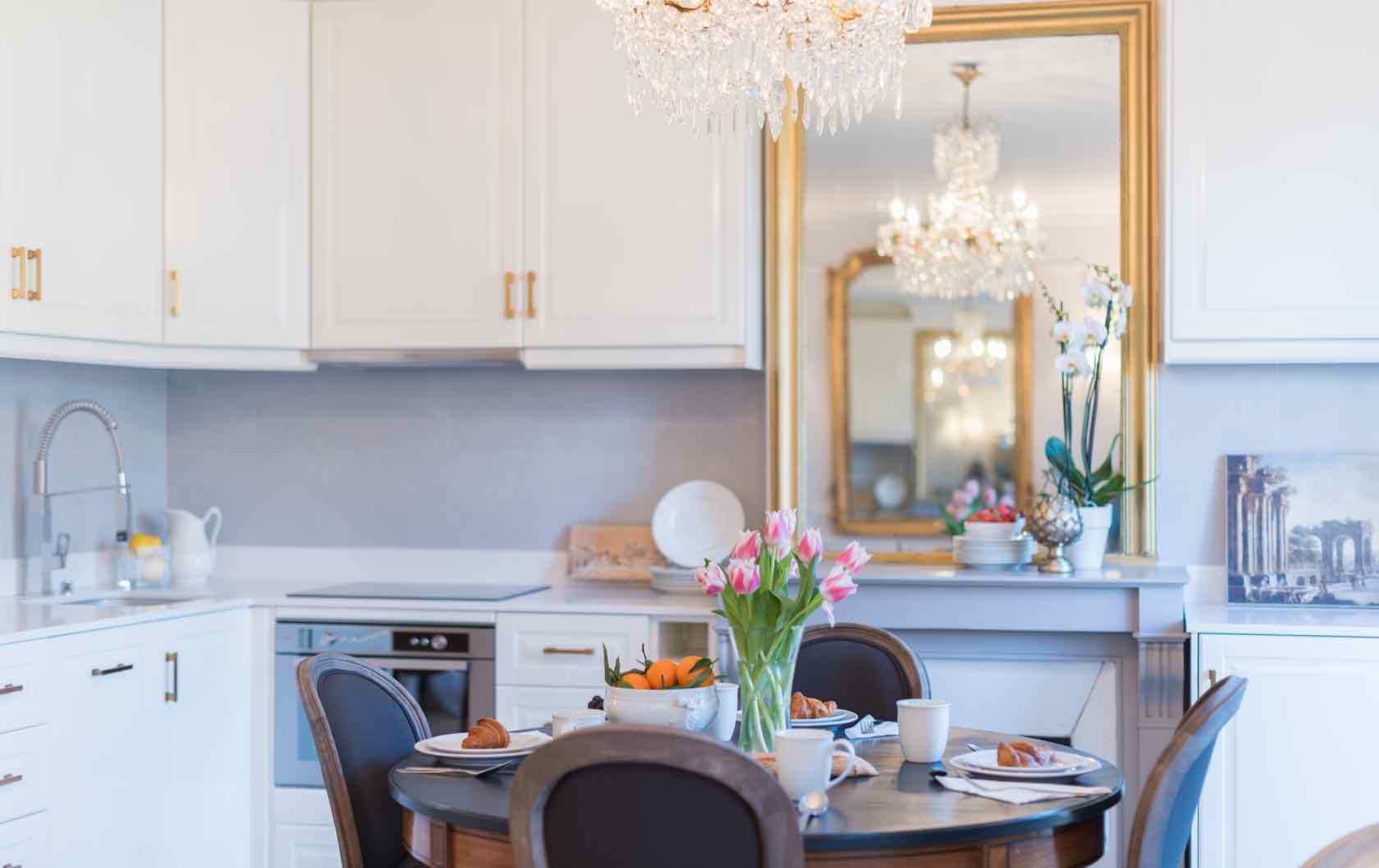 Cairranne fractinoal kitchen Paris