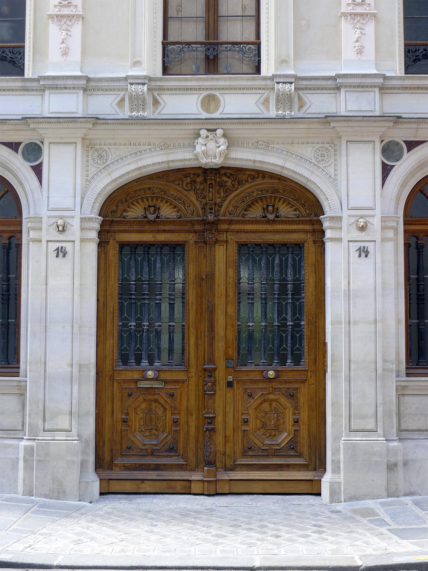 Entrance to Rue Vaneau