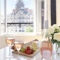 Paris Perfect Armagnac apartment with Eiffel Tower view