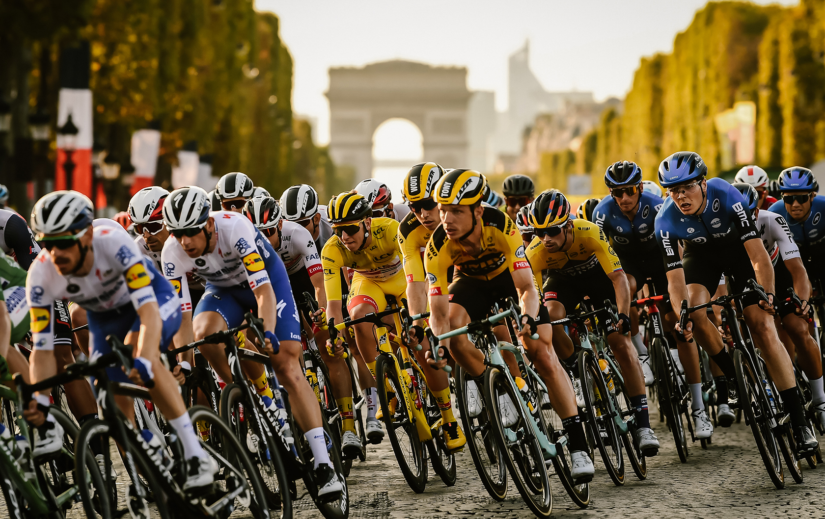 Why the Tour de France is the World's Most Beautiful Race