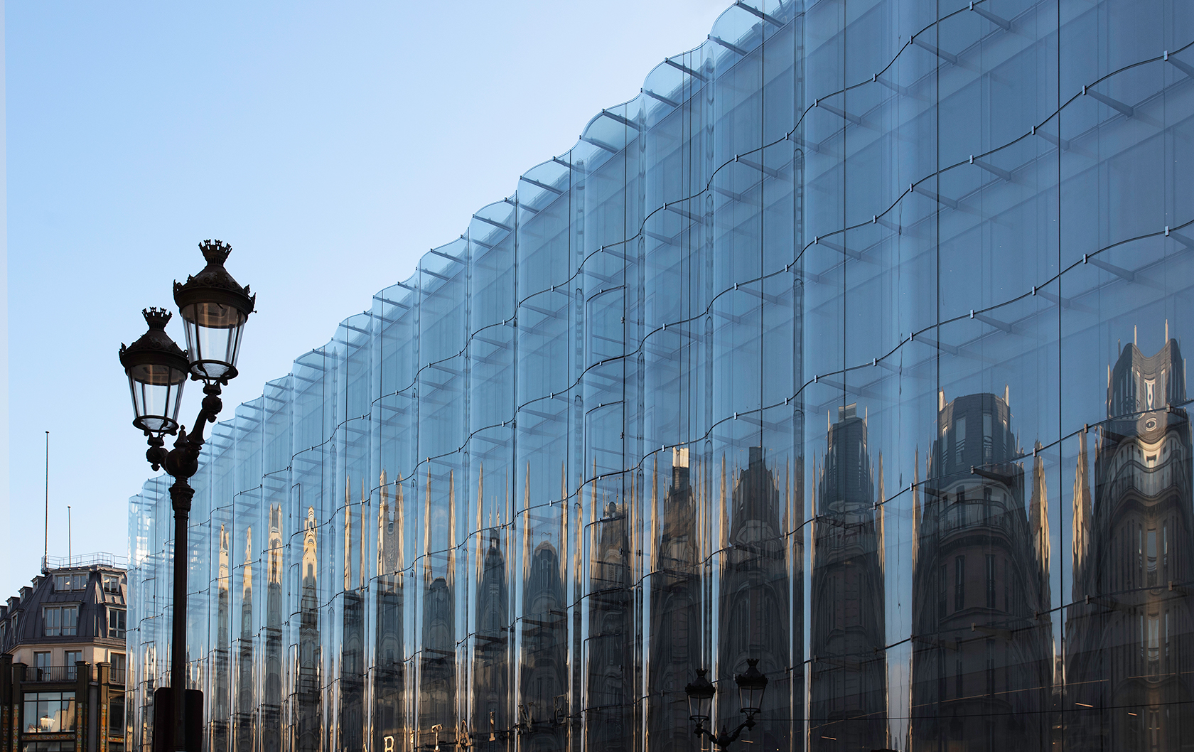 La Samaritaine: The Classic Paris Department Store Returns in Style