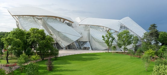Cool Modern Architecture in Paris