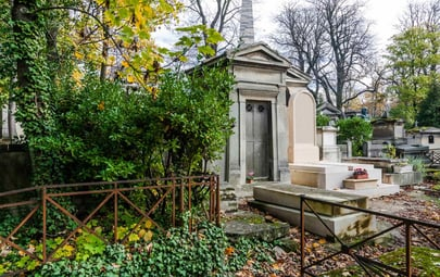 A Guide to Paris Cemeteries