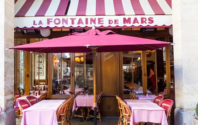Seven Top Terraces for Dining in the 7th Arrondissement