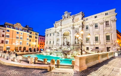 A Guide to the Fountains in Rome and Why You Shouldn't Miss them